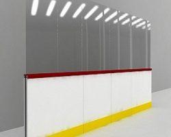 Profesyonel Buz Pisti Bariyer Sistemleri